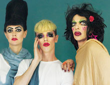 Bourgeois & Maurice and David Hoyle: MIDDLE OF THE ROAD